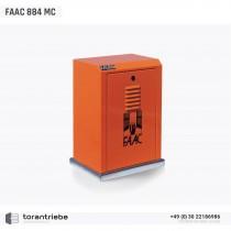 Motorisation portail FAAC 884 MC 3F