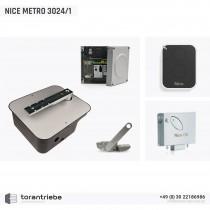 Unterflurantrieb NICE METRO 3024/1 (Set S)
